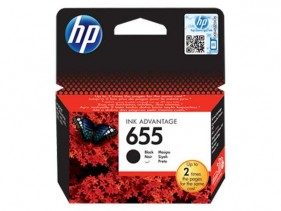 INKJET HP No 655 BLACK