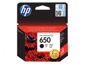 INKJET HP No 650 BLACK