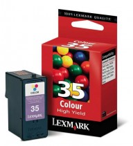 INKJET LEXMARK X5250 18C0035E COL.