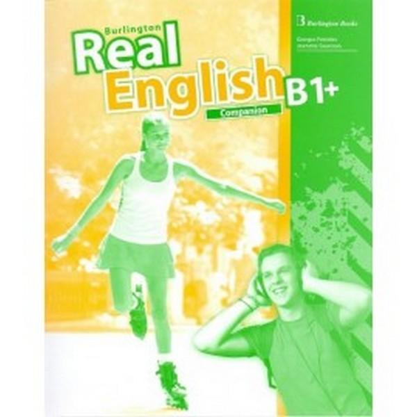 REAL ENGLISH B1+ COMPANION